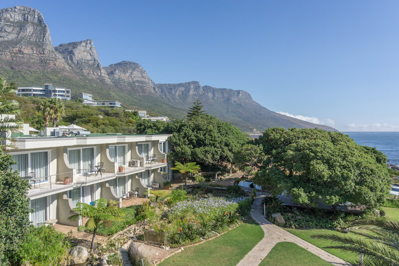 Kapstadt Urlaub Camps Bay Unterkunft