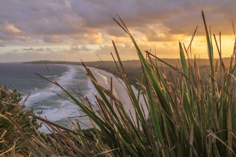 Australien Ostkueste Roadtrip Byron Bay