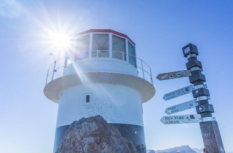 Kap Halbinsel Cape Point Leuchtturm