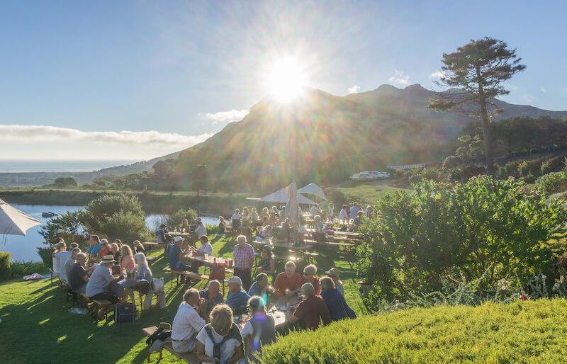 Kap Halbinsel Cape Point Vineyards Community Market