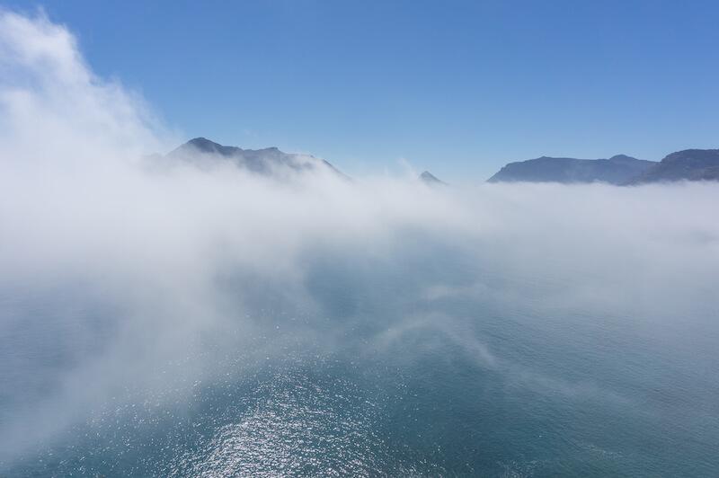 Kap Halbinsel Chapmans Peak Drive