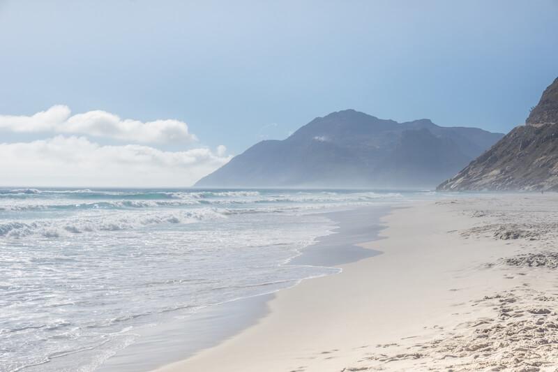 Kap Halbinsel Noordhoek Beach