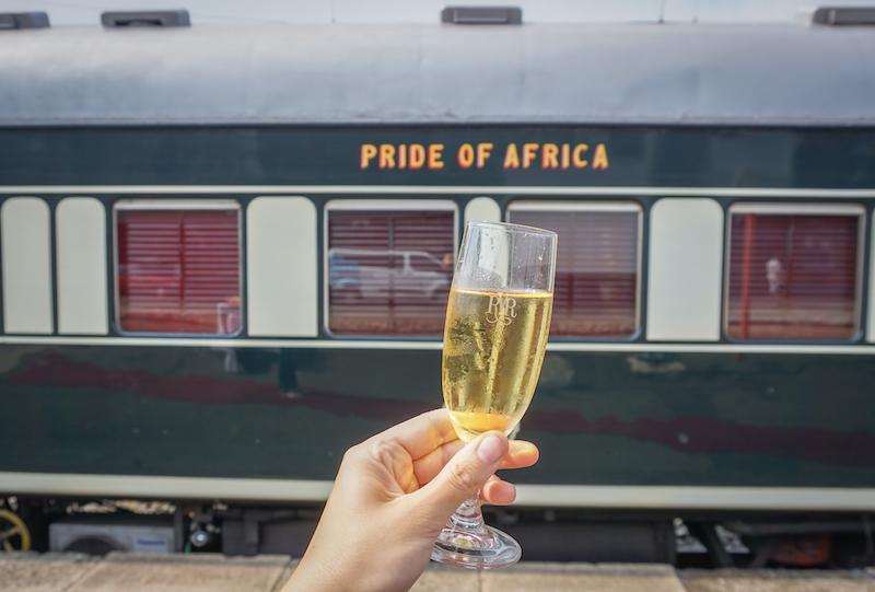 Rovos Rail Pride of Africa Suedafrika Luxuszug
