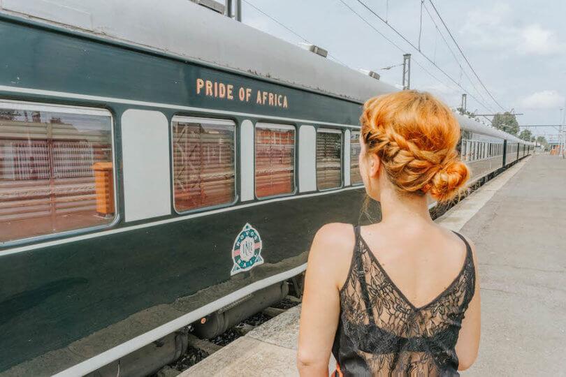 Rovos Rail Suedafrika Luxuszug