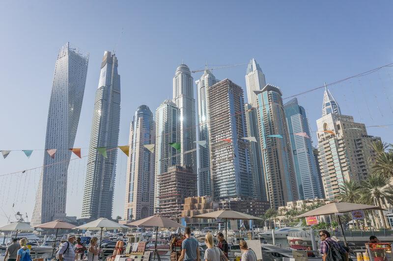 Dubai Sightseeing Dubai Marina