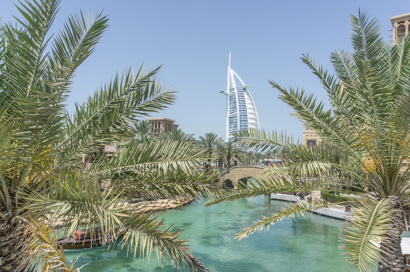 Dubai Sightseeing Madinat Jumeirah Buri Al Arab