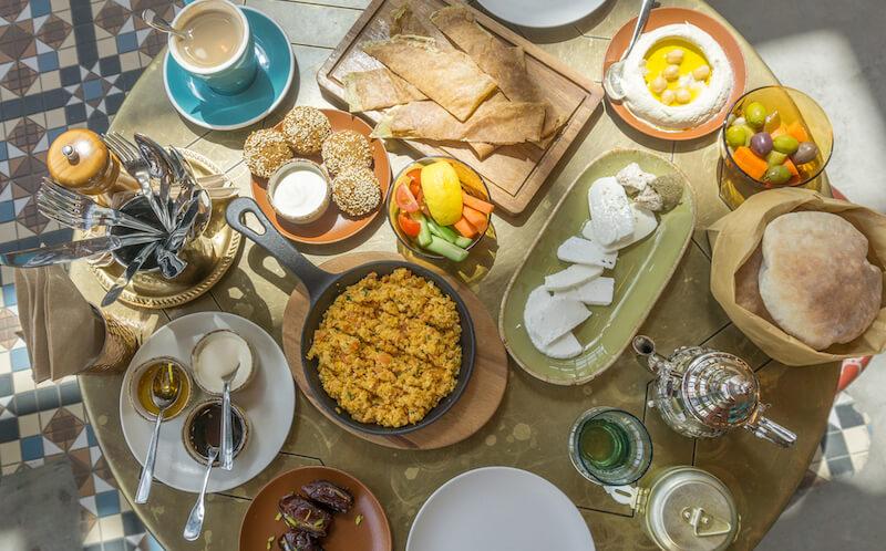 Dubai Walk Sikka Cafe