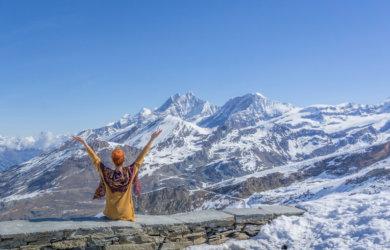 Glacier Express Zermatt Gornergrat