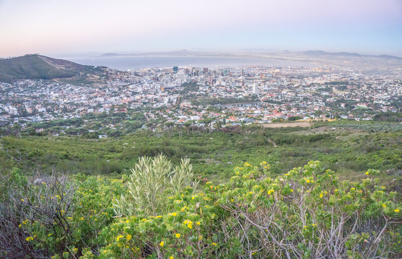 Kapstadt Urlaub Sicherheit