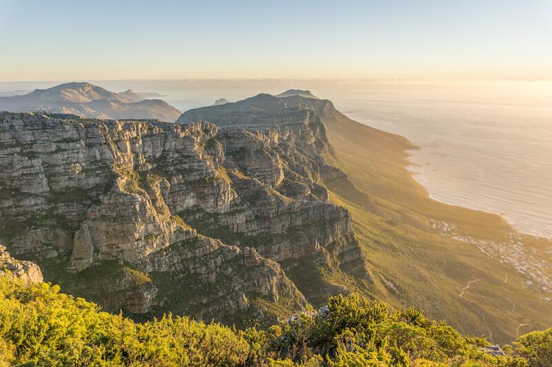 Kapstadt Urlaub Tafelberg