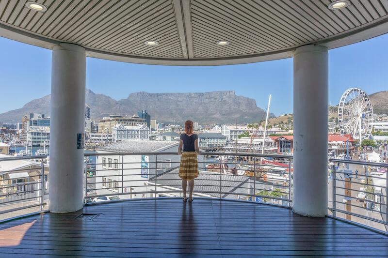 Kapstadt Urlaub Waterfront