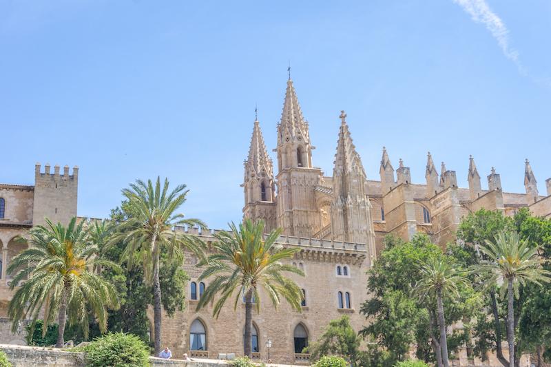 Mallorca Tipps Palma Kathedrale