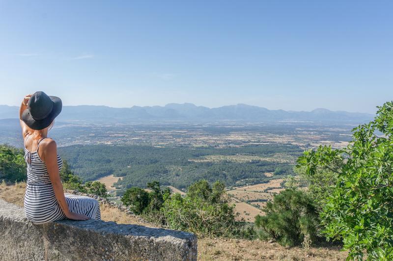 Mallorca Tipps Puig de Randa Aussicht