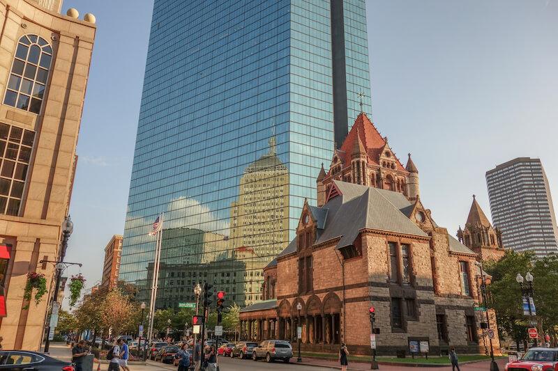 Neuengland Rundreise Boston USA Ostkueste