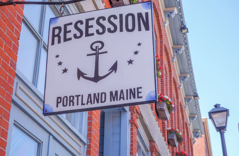 Neuengland Rundreise Portland Maine