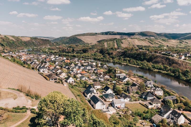 Saarschleife Saarburg