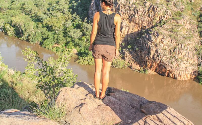 Ayers Rock Roadtrip Nitmiluk Nationalpark Australien