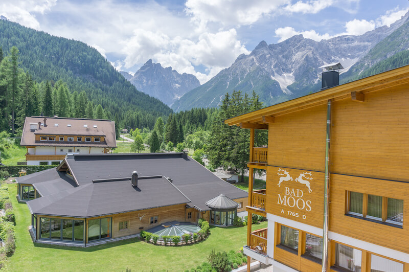 Bad Moos Dolomites Spa Resort