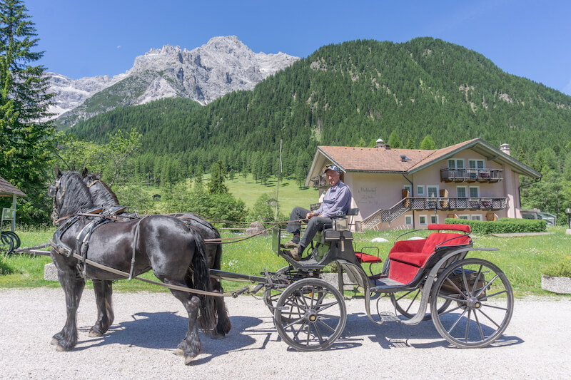 Bad Moos Dolomites Spa Resort Fischleintal Sexten