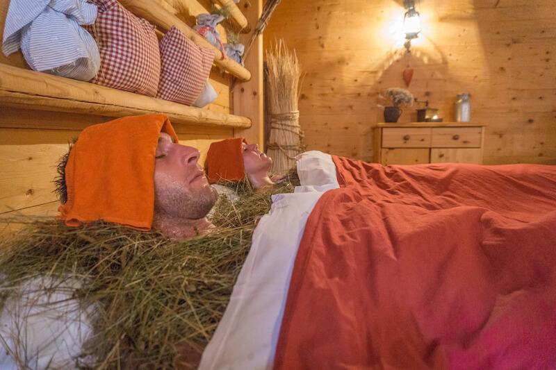 Bad Moos Dolomites Spa Resort Heubad