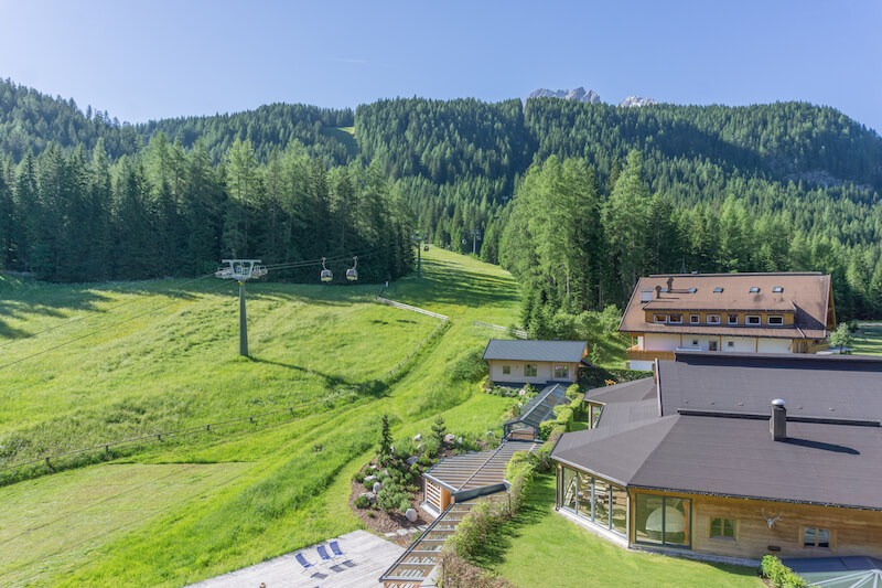 Bad Moos Dolomites Spa Resort Rotwand
