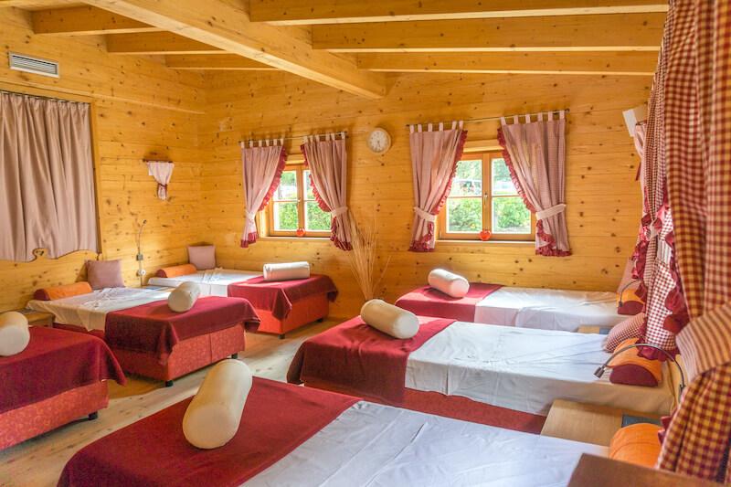 Bad Moos Dolomites Spa Resort Wellness
