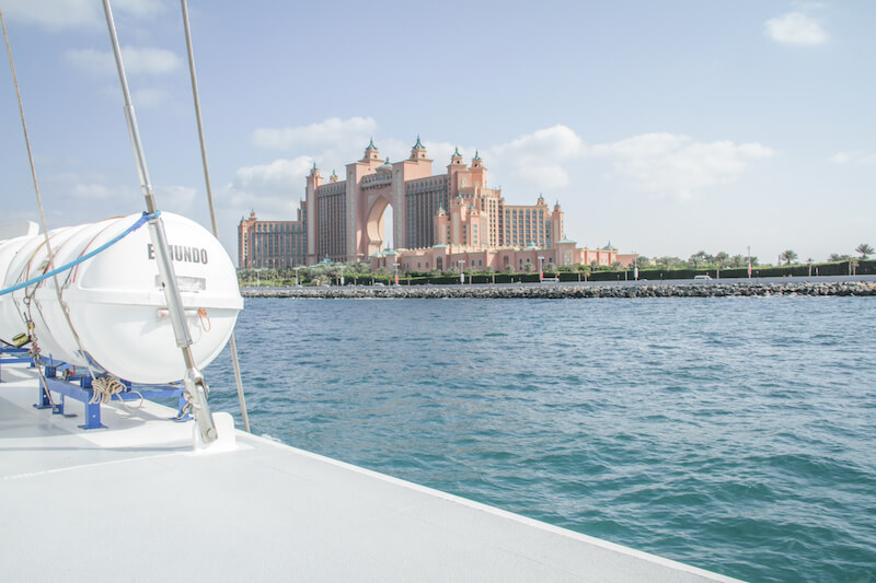 Dubai Marina Katamaran