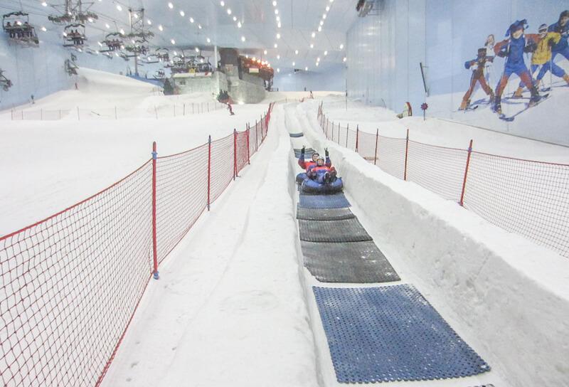 Dubai Ski Mall of the Emirates