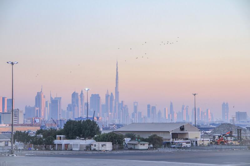 Dubai Skyline Sehenswuerdigkeiten Tipps