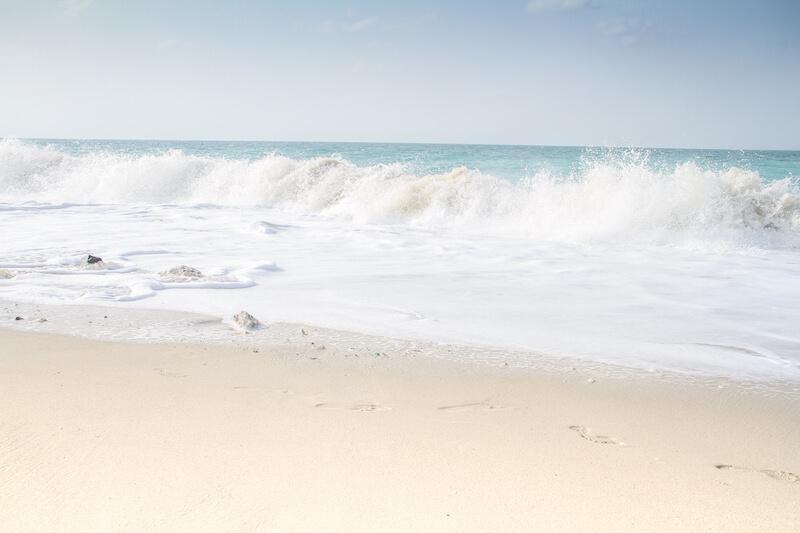 Dubai Strand Jumeirah Beach