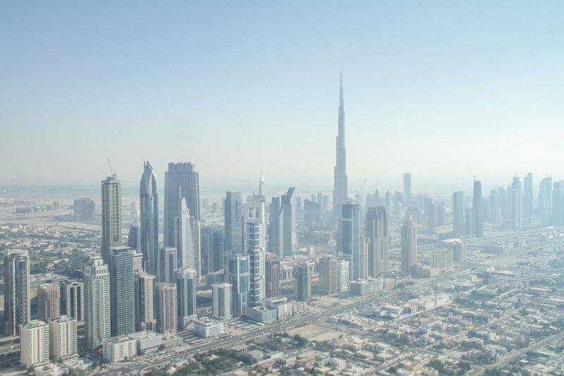 Dubai per Wasserflugzeug