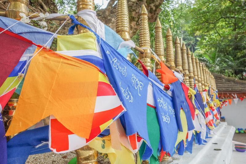 Buddhismus in Sri Lanka Jaya Sri Maha Bodhi