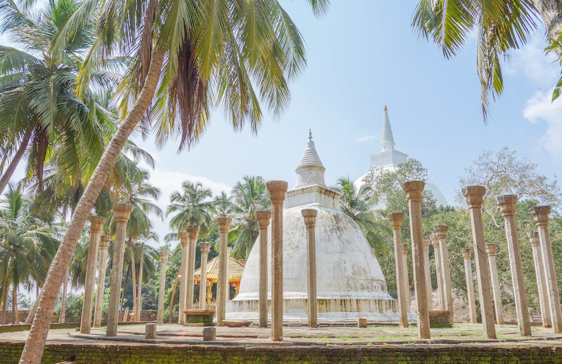 Buddhismus in Sri Lanka Mihintale