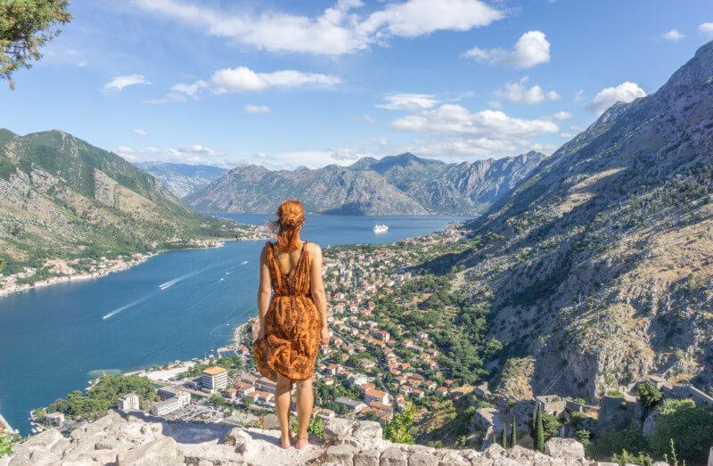 Kotor Montenegro Karte.Die Bucht Von Kotor Malerischer Sehnsuchtsort An Der Adria