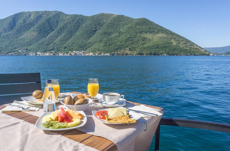 Kotor Bucht Perast Hotel Conte Montenegro