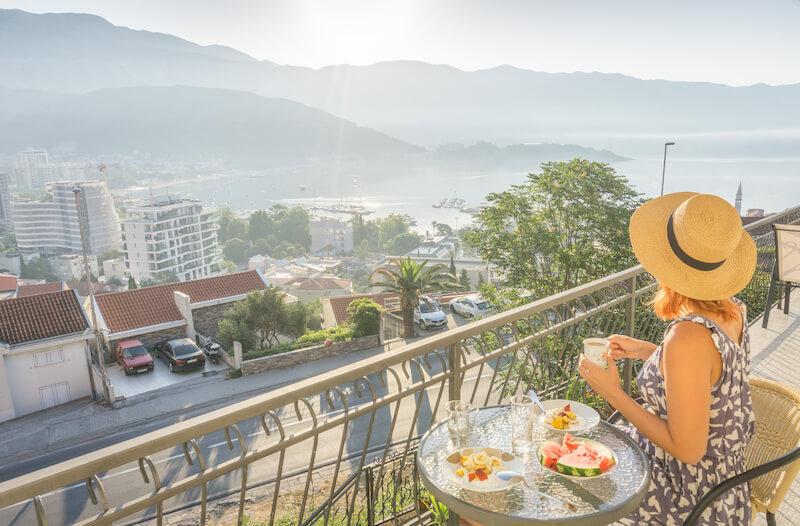 Montenegro Rundreise Budva Guest House
