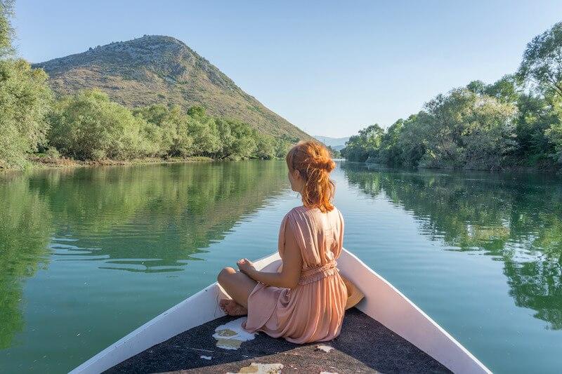 Montenegro Rundreise Skadar Lake