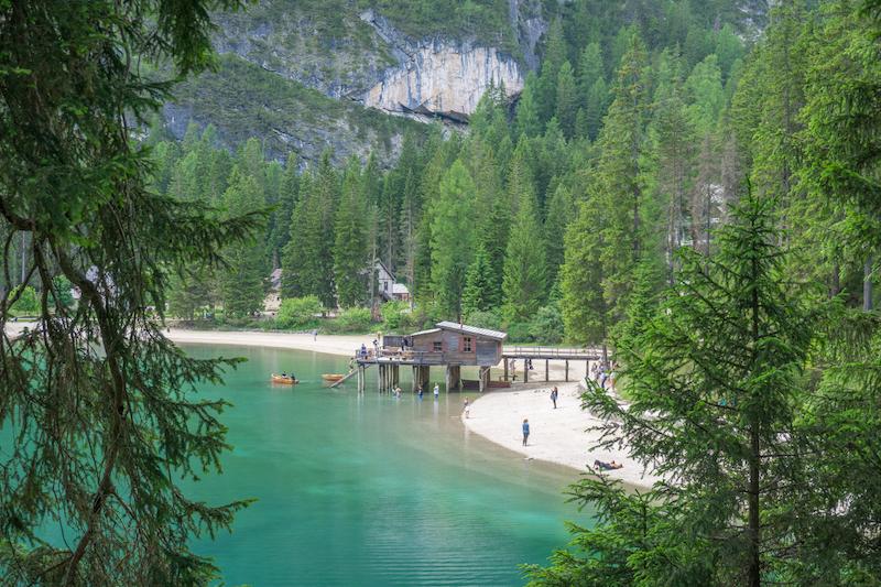 Pragser Wildsee Italien
