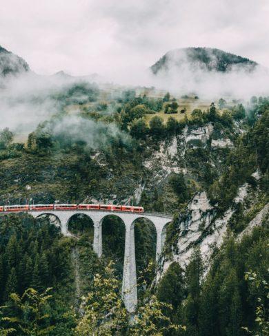 Bernina Express Graubünden Schweiz