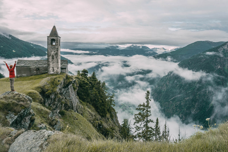 Alpe San Romerio: Magischer Kraftort für Sinn- und Ruhesuchende