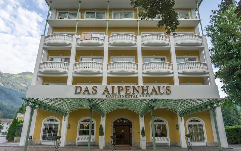 Alpenhaus Gasteinertal Alpen Kraft Selfness Bad Hofgastein