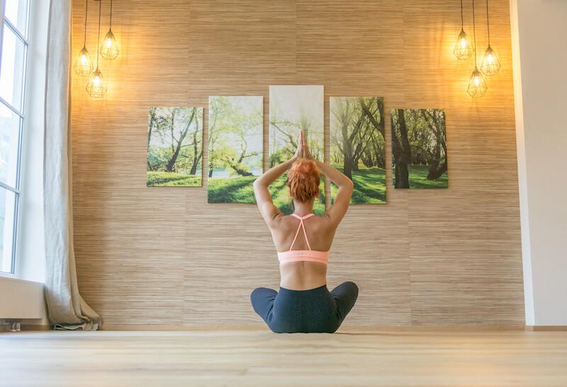 Alpenhaus Gasteinertal Alpen Kraft Selfness Yoga Gastein