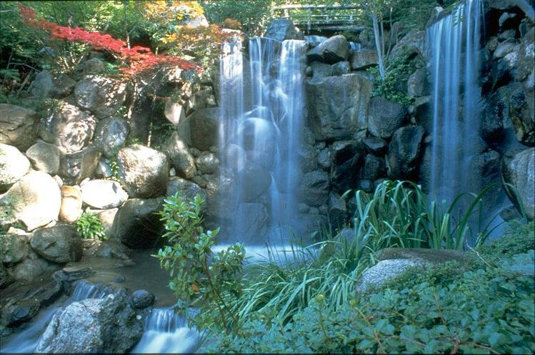 Rockford Illinois Anderson Japanese Gardens