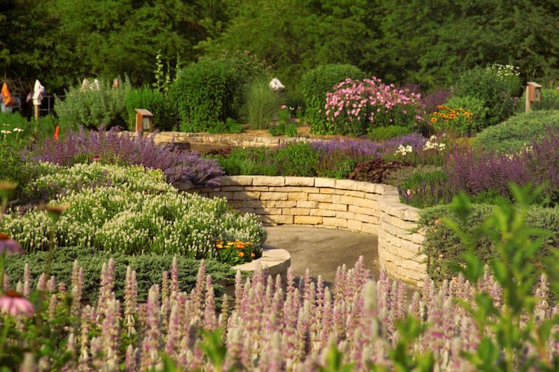 Rockford Illinois Klehm Arboretum and Botanic Gardens