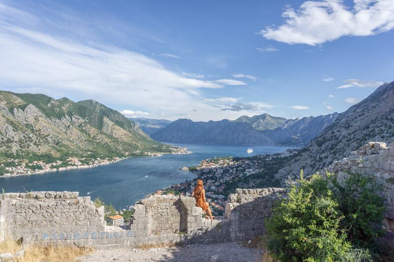 Montenegro Urlaub Montenegro Rundreise Bucht von Kotor