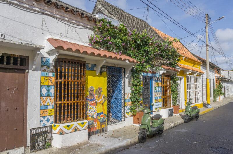 Cartagena de Indias Getsemani