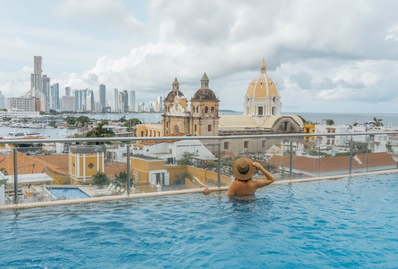 Cartagena de Indias Kolumbien Movich Cartagena
