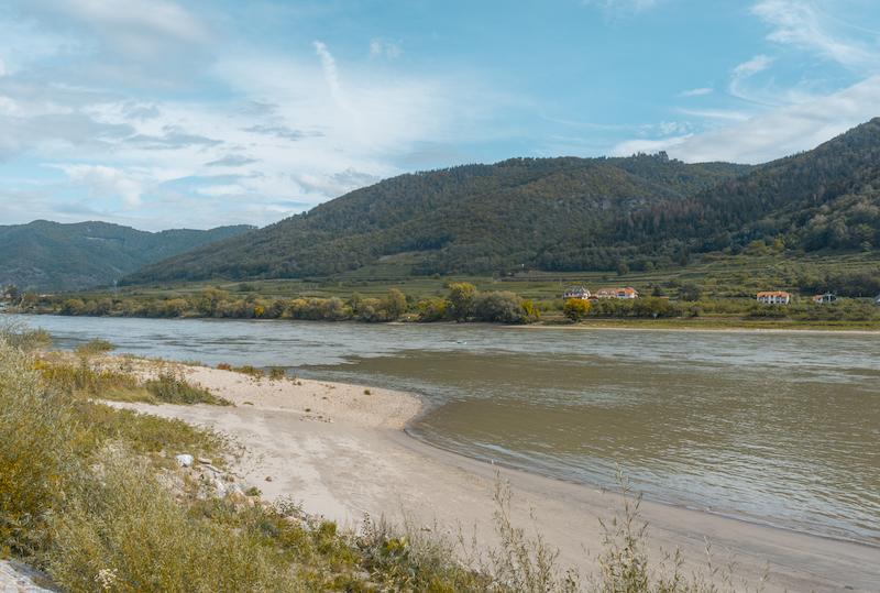 Donau Kreuzfahrt Arosa Donauradweg Wachau