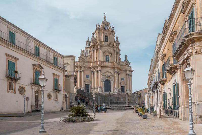Sizilien Rundreise Ragusa