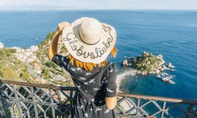 Sizilien Rundreise Taormina Isola Bella